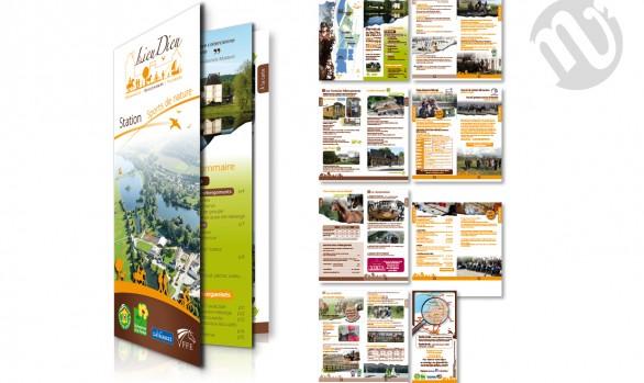 Brochure Domaine Lieu Dieu