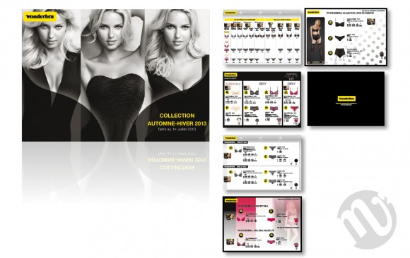 Catalogue en ligne Wonderbra